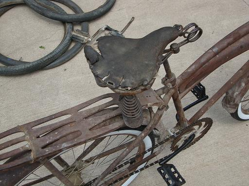 Hawthorne Zep Bicycle Restoration