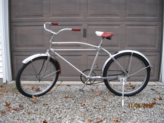 Vintage Bicycles For Sale
