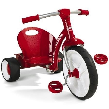 The Classic Radio Flyer Tricycle
