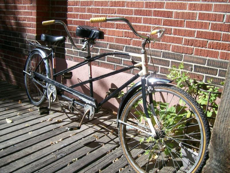 Rollfast tandem bicycle american vintage bicycles