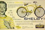 bicycle art menu 150 American Vintage Bicycles