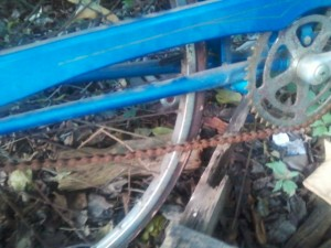 chain, guard, sprocket
