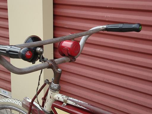 Bicycle Restoratio - Elgin Cardinal