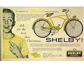 vintage bicycle poster small 11 280x225 American Vintage Bicycles